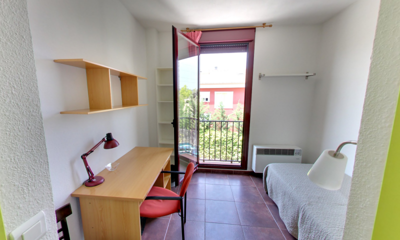 Alojamientos universitarios Madrid